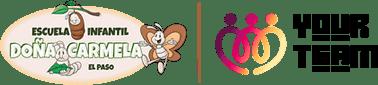 Escuela de Educación Infantil Doña Carmela Logo